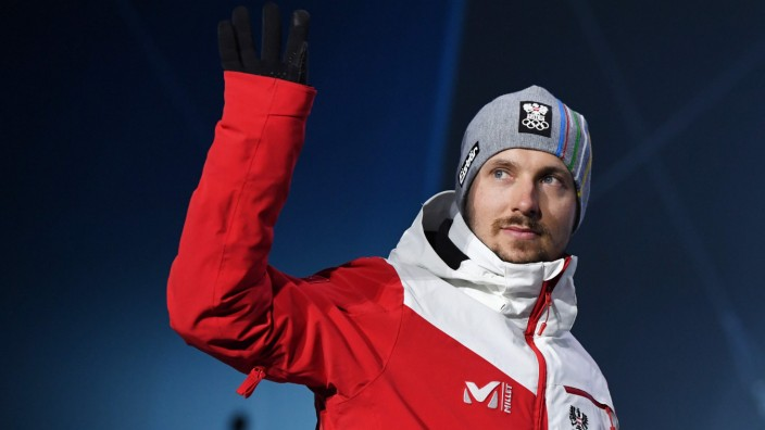 Ski champion Marcel Hirscher holds press conference amid speculation he will retire