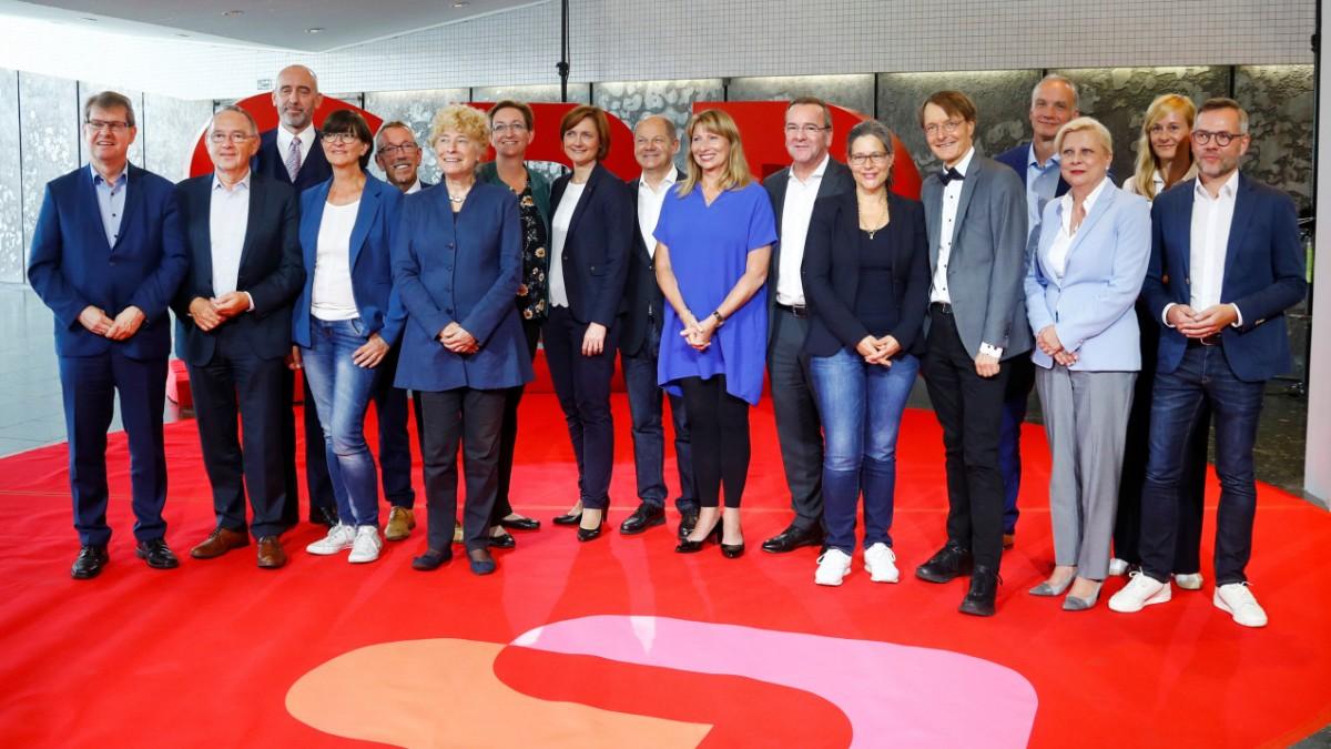 SPD: Chronik der Regionalkonferenzen: Szenen einer Selbstfindung