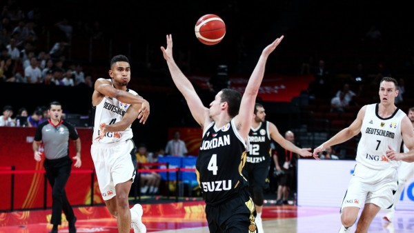 Germany v Jordan: Group G - FIBA World Cup 2019