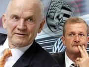 Ferdinand Piëch und Wendelin Wiedeking, dpa, AP
