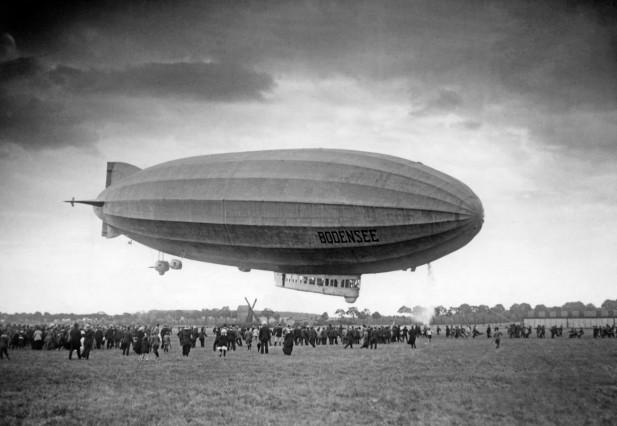 Zeppelin LZ 120 'Bodensee' 1919