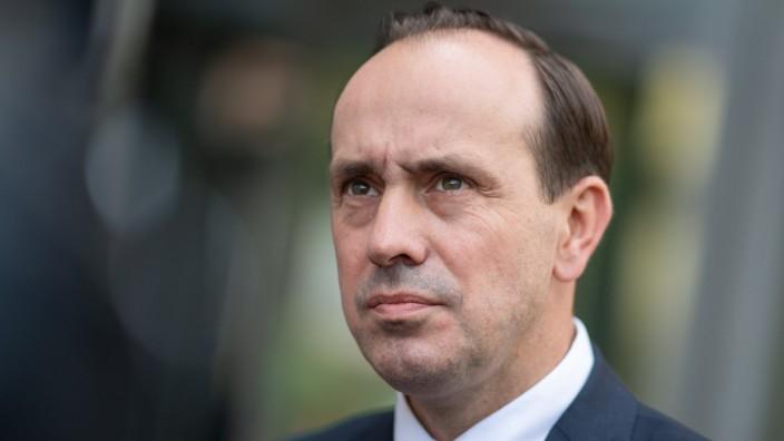 Ingo Senftleben, Landesvorsitzender der CDU Brandenburg, 2019 in Potsdam