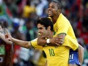 Brasilien Ägypten Confederations Cup Kaka dpa