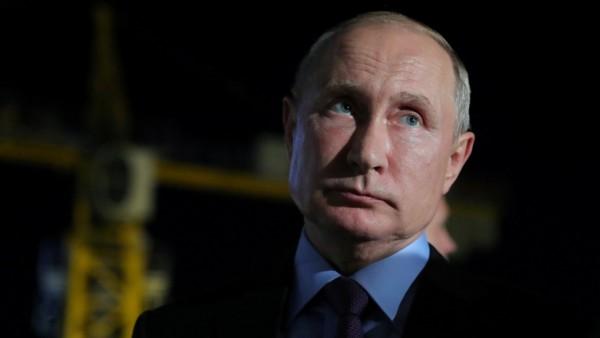 Russian President Vladimir Putin visits the Vostochny cosmodrome, near the town of Tsiolkovsky