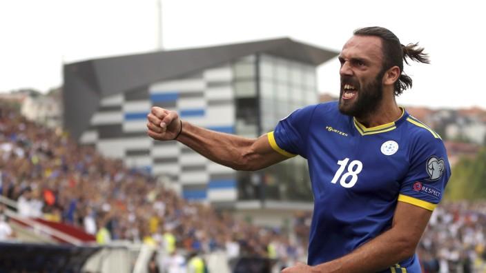 Fussball Em Der Nachste Hype Kommt Aus Kosovo Sport Sz De