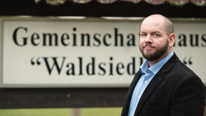 NPD-Funktionär Stefan Jagsch wurde im September 2019 zum Ortsvorsteher gewählt