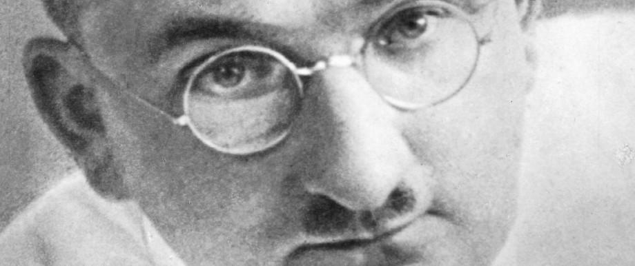 Archivar, Publizist und Nazi-Opfer: Fritz Gerlich (1883-1934), dessen Nachlass wieder in Bayern ist.