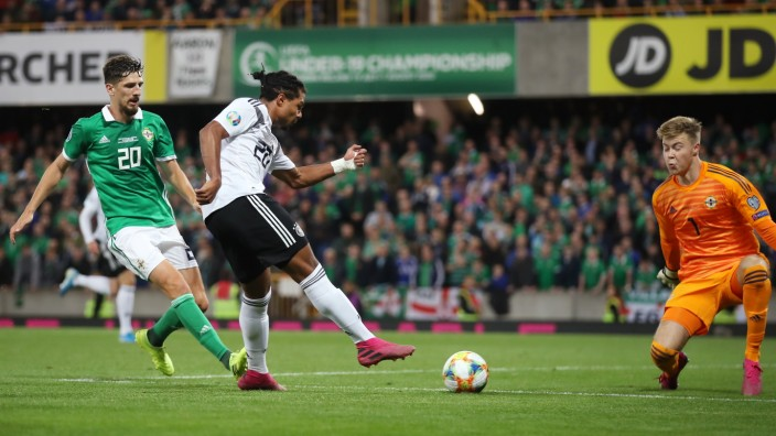 Northern Ireland v Germany - UEFA Euro 2020 Qualifier