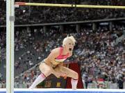 Ariane Friedrich Leichtathletik Hochsprung 2,06 dpa