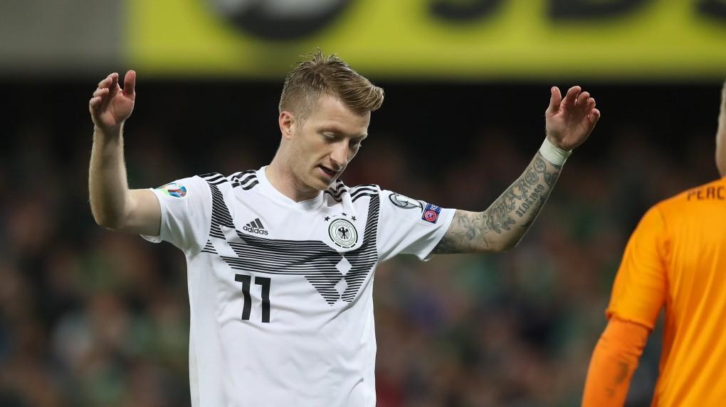 Marco Reus muss endlich im DFB-Team ankommen