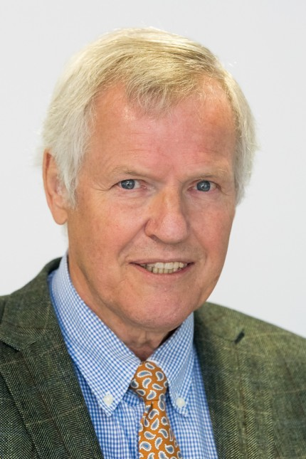 Bayerns Jägerpräsident Jürgen Vocke