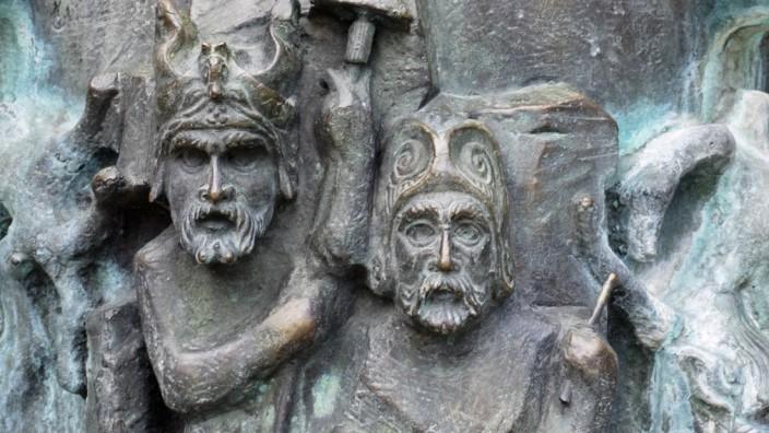 Wappenserie - Kirchseeon