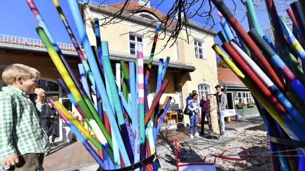Wörthsee Steinebach, Alter Bahnhof, Kulturfest