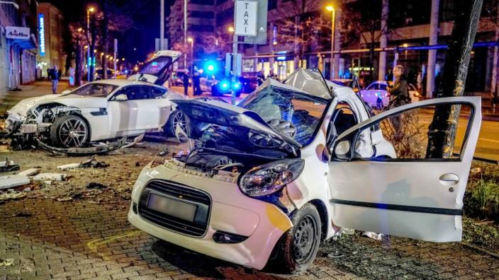 Anklage wegen Mordes nach tödlichem Sportwagenunfall