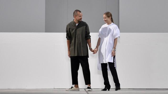 Lucie und Luke Meier, Jil Sander