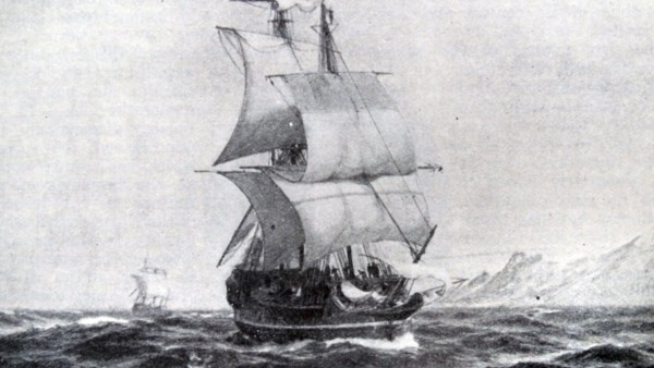 Ship of Ferdinand Magellan 1480 1521 a Portuguese explorer who organised the Spanish expedition to