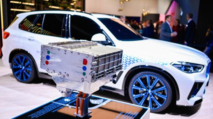 IAA 2019 - BMW