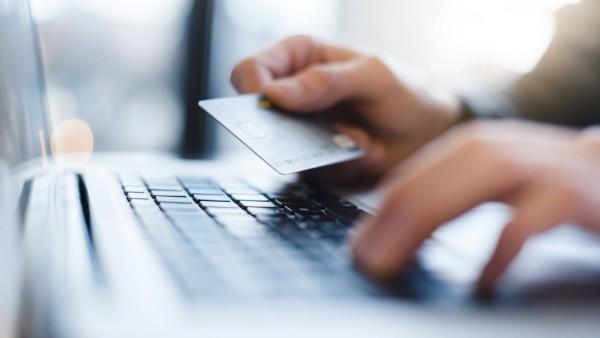Zahlen mit Kreditkarte im Internet