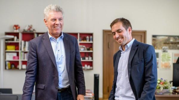 Lahm wird Botschafter für UEFA Euro 2020