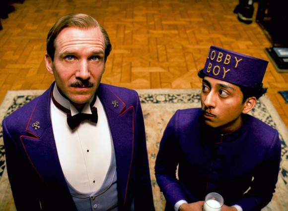 Vier Oscars für 'Grand Budapest Hotel'