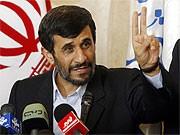 Mahmud Ahmadinedschad; dpa