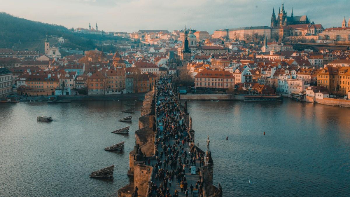 Massentourismus in Prag: Maulwürfe und Pandas raus!