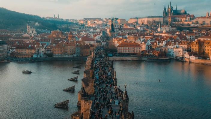Prag Tschechien Tourismus