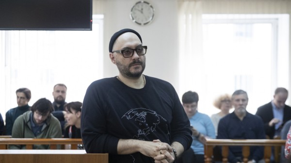 Theaterregisseur Serebrennikow wird 50