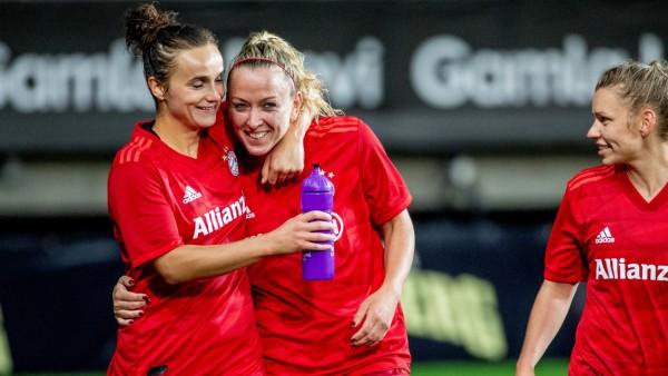 Soccer Football - Women's Champions League - Round of 32 - Kopparbergs/Goteborg FC v Bayern Munich