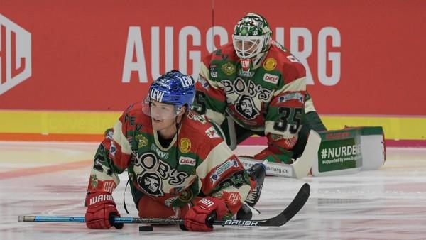 Sport Bilder des Tages Matt Fraser Augsburger Panther 27 Augsburger Panther Belfast Giants Eis