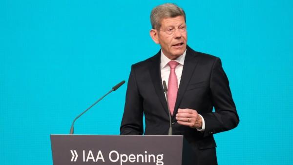 IAA 2019 Frankfurt Auto Show: Opening Day