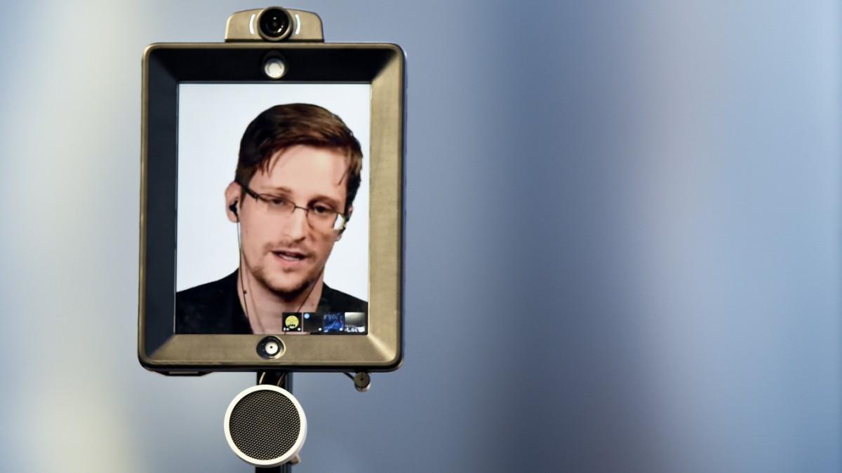 """Snowden-Interview: """"Ich selbst war ein braver Junge"""""""