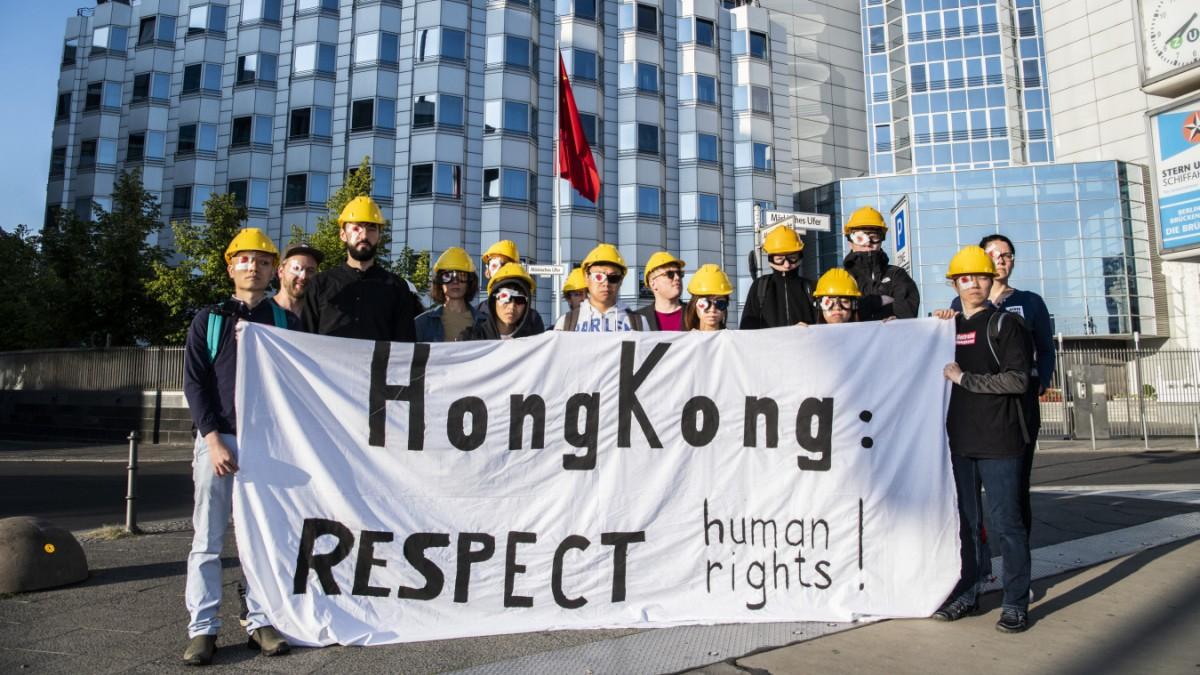 Meinungsfreiheit: Pekings Spitzel in Deutschland
