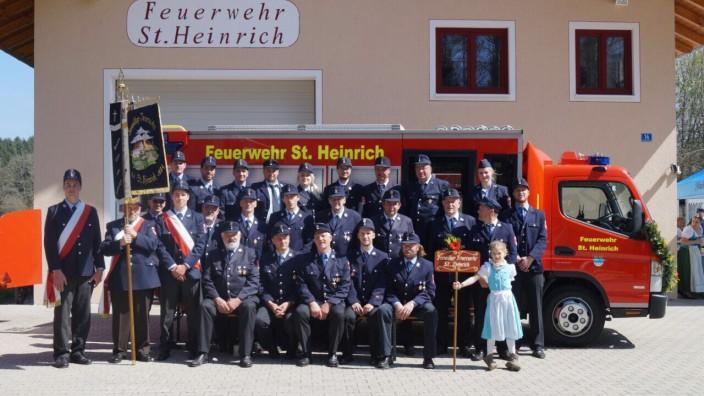 125-jähriges Bestehen der Feuerwehr St. Heinrich