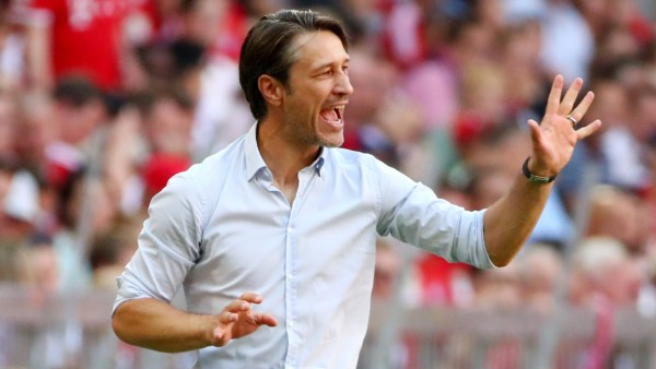FC Bayern: Niko Kovac beim Bundesliga-Spiel gegen den FSV Mainz 05