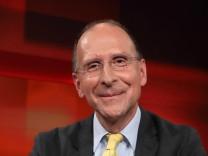 Prof Dr Peter Filzmaier Politik und Kommunikationswissenschaftler in der ARD Talkshow hart abe