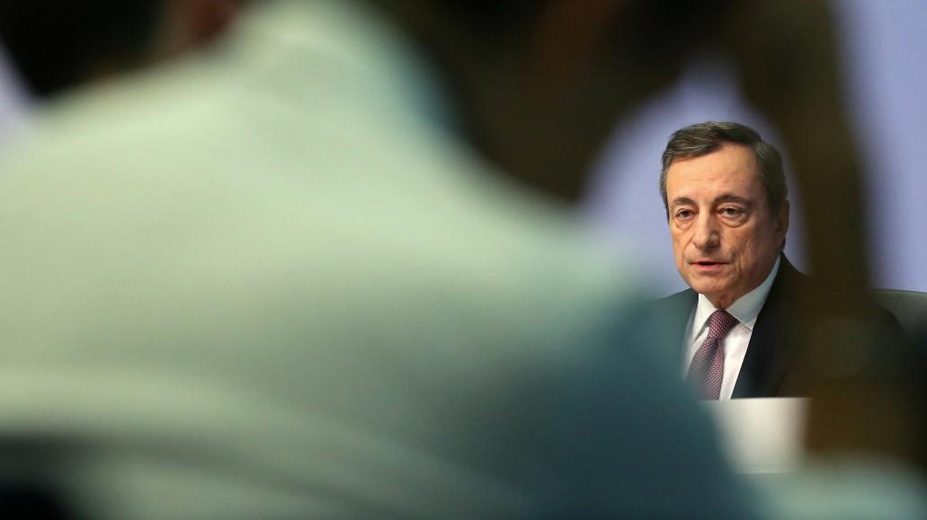 """""""Die EZB erwischt viele auf dem falschen Fuß"""""""