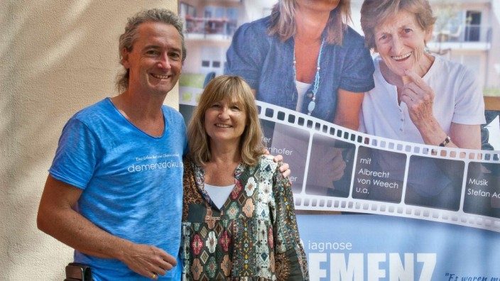 Demenzerkrankung: Roggenhofer drehte Dokumentation