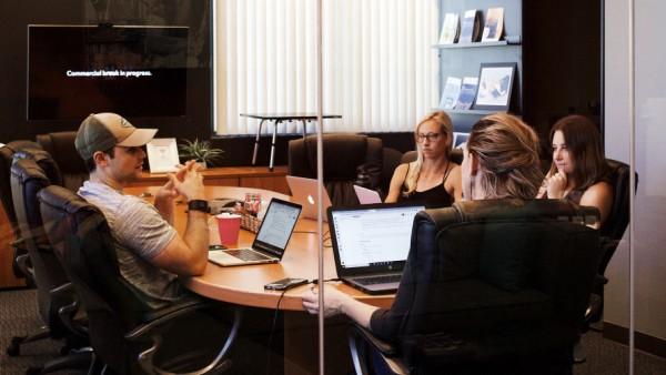 Meetings Wirtschaft