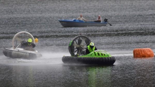 Hovercraftrennsport - Mario Kohl