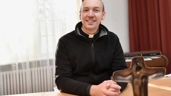 Weßling Pfarrer Thomas Ruf