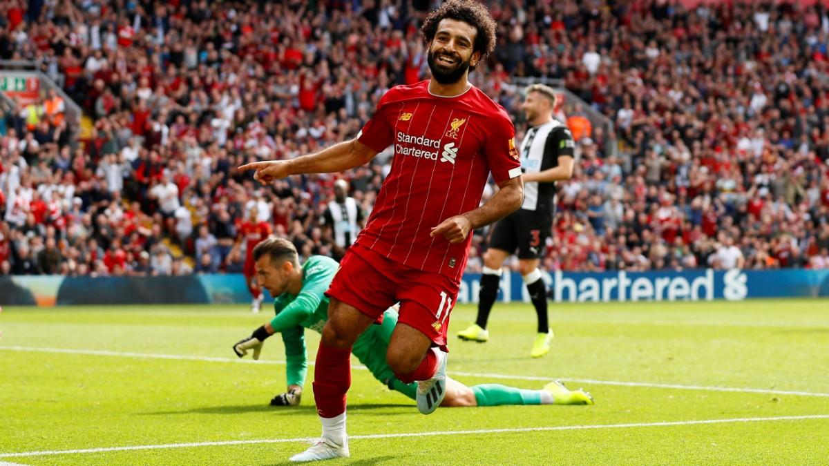 Liverpool dreht das Spiel