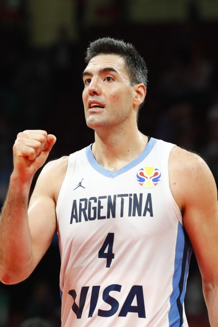 Basketball - FIBA World Cup - Semi Finals - Argentina v France
