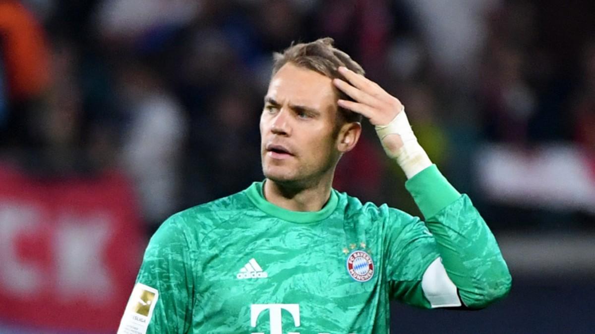 FC Bayern: Manuel Neuer ist enttäuscht von ter Stegen