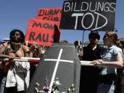 Bildungsstreik Demonstrationen Schüler Studenten Proteste, dpa