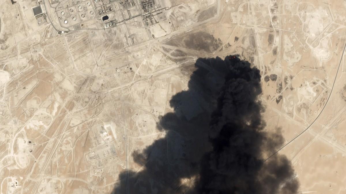 Drohnenangriff: Gesichtsverlust für Saudi-Arabien