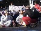 Klima-Demonstranten versperren Eingänge zur IAA (Vorschaubild)