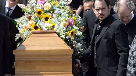 monica bleibtreu moritz beerdigung getty