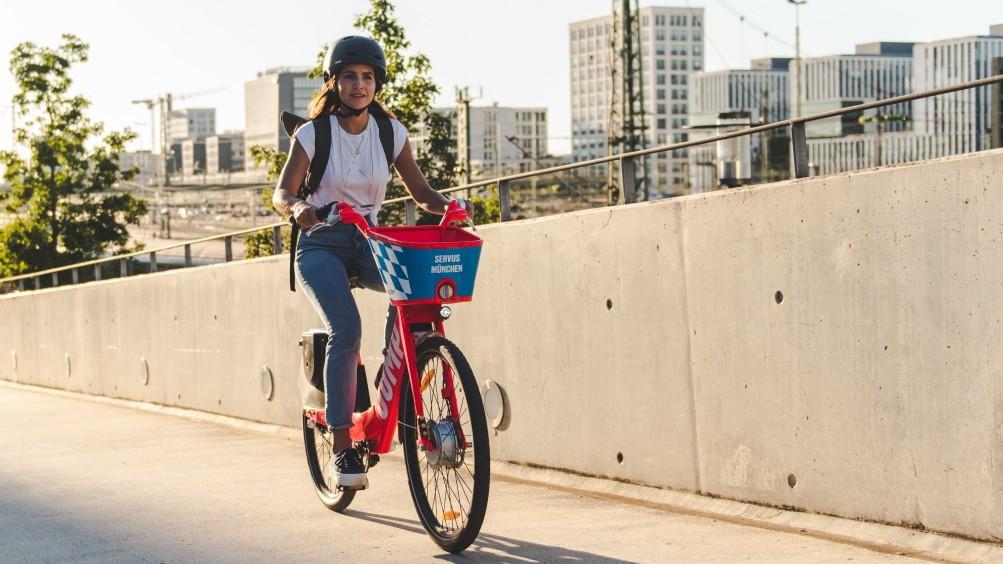 Uber bietet in München jetzt auch Leih-E-Bikes an