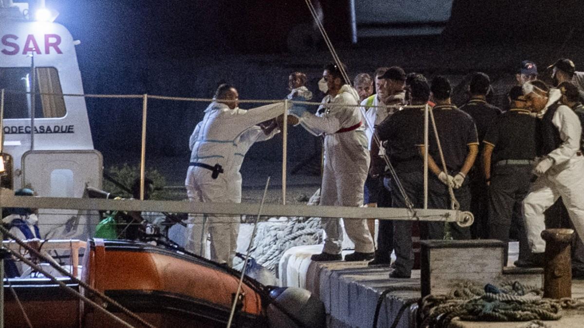 Ocean Viking: Heikler Moment für Italiens neue Regierun